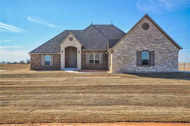 3328 NW 22nd Place, Newcastle, OK 73065 (MLS #900826) :: Homestead & Co