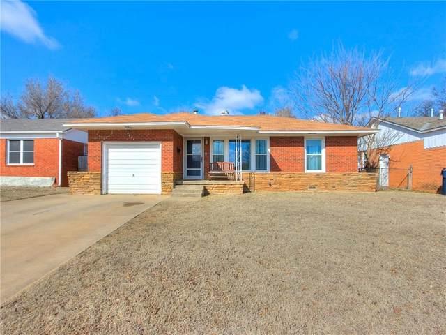 4021 NW 32nd Street, Oklahoma City, OK 73112 (MLS #900854) :: Homestead & Co