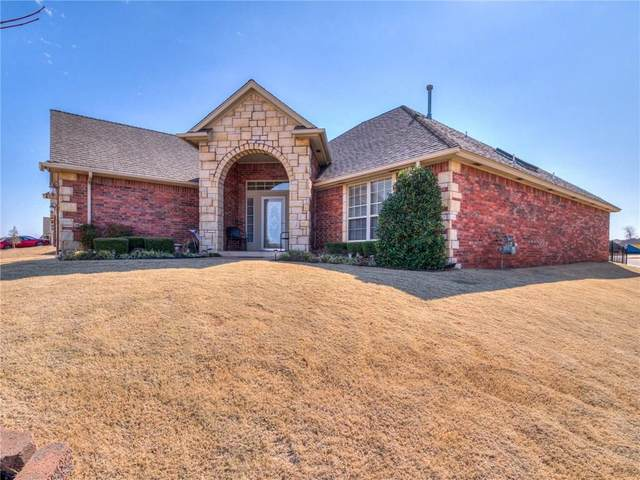 648 Placid Drive, Edmond, OK 73025 (MLS #900876) :: Homestead & Co