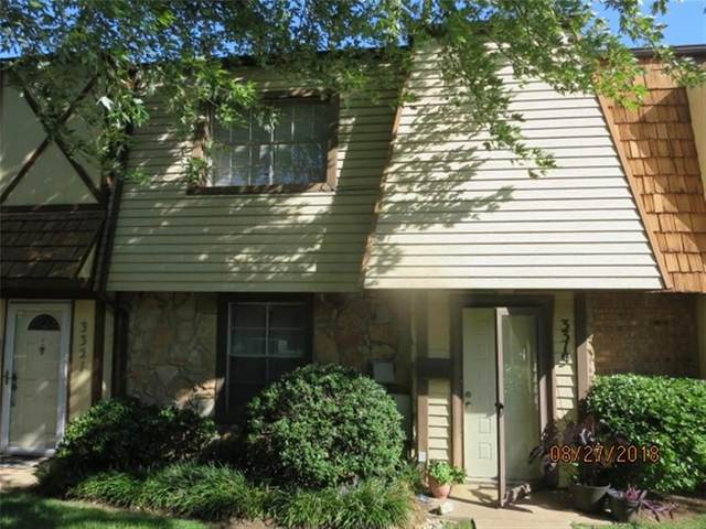 3319 Brookhollow Court, Oklahoma City, OK 73120 (MLS #900886) :: Keri Gray Homes