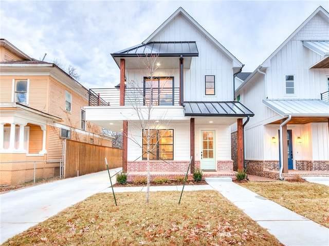 1338 NW 16th Street, Oklahoma City, OK 73106 (MLS #900894) :: Homestead & Co