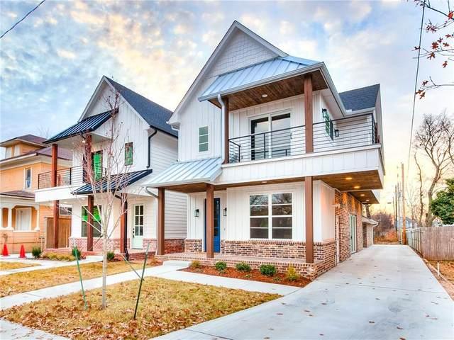 1342 NW 16th Street, Oklahoma City, OK 73106 (MLS #900895) :: Homestead & Co