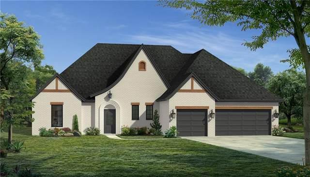4809 Deerfield Drive, Edmond, OK 73034 (MLS #900933) :: ClearPoint Realty