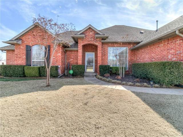 1820 Crested Butte Road, Guthrie, OK 73044 (MLS #900942) :: ClearPoint Realty