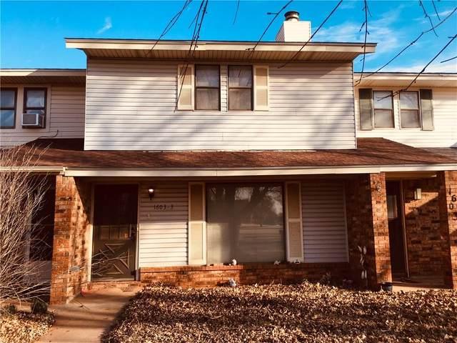 1603 W Country Club Street, Elk City, OK 73644 (MLS #900973) :: Keri Gray Homes
