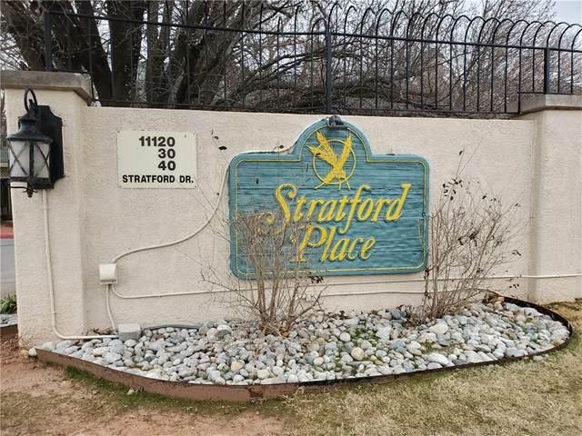 11130 N Stratford Drive #416, Oklahoma City, OK 73120 (MLS #900976) :: Homestead & Co
