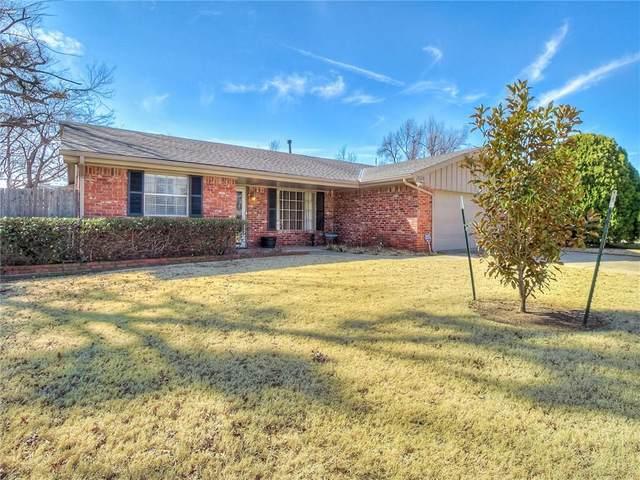 2624 NW 58th Street, Oklahoma City, OK 73112 (MLS #900978) :: Homestead & Co