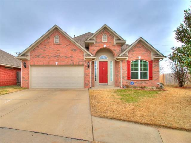 3001 Ladybank Lane, Norman, OK 73072 (MLS #900983) :: Homestead & Co