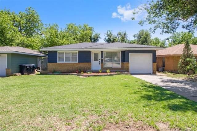 3912 NW 14th Street, Oklahoma City, OK 73107 (MLS #900995) :: Homestead & Co