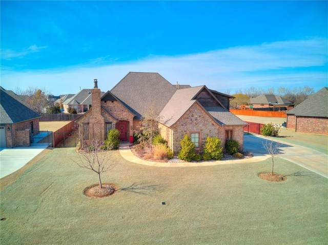 1309 W Camellia Way, Mustang, OK 73064 (MLS #901001) :: The Oklahoma Real Estate Group