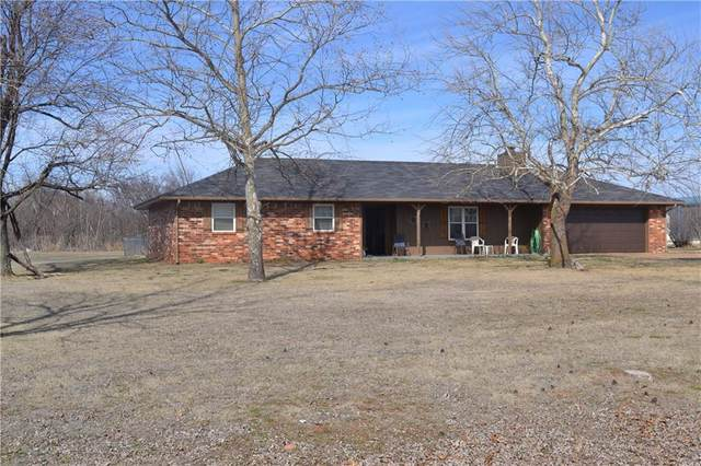 2316 County Road 1222, Blanchard, OK 73010 (MLS #901025) :: Homestead & Co