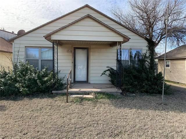 207 N Calumet, Calumet, OK 73014 (MLS #901032) :: Keri Gray Homes