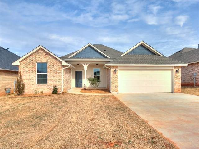 6305 NW 178th Circle, Edmond, OK 73012 (MLS #901045) :: ClearPoint Realty