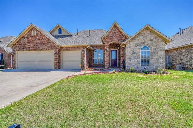 3404 Summit Crossing Parkway, Norman, OK 73071 (MLS #901065) :: The Oklahoma Real Estate Group