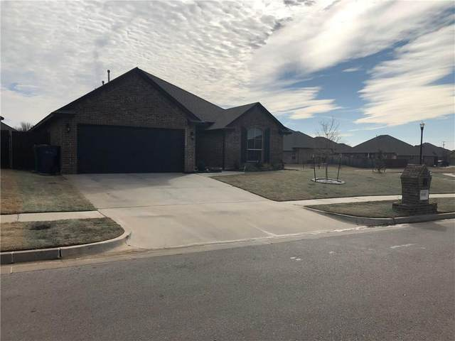 9508 Water Crest Court, Oklahoma City, OK 73159 (MLS #901083) :: The Oklahoma Real Estate Group