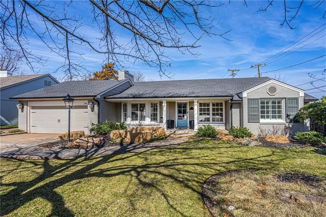 1301 Glenbrook Terrace, Oklahoma City, OK 73120 (MLS #901093) :: Homestead & Co