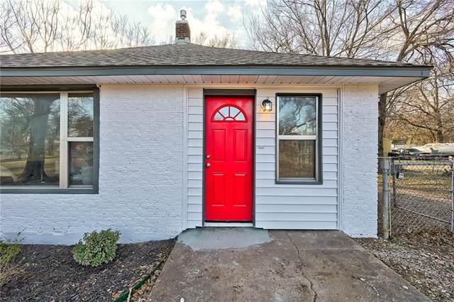 605 N Pine Street, Midwest City, OK 73130 (MLS #901097) :: Keri Gray Homes