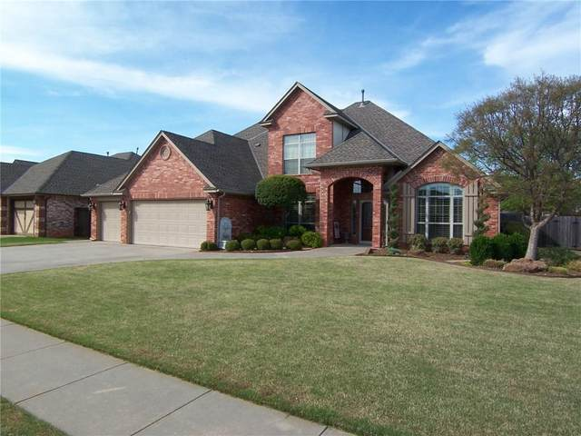 3917 Annalane Drive, Norman, OK 73072 (MLS #901102) :: Erhardt Group at Keller Williams Mulinix OKC