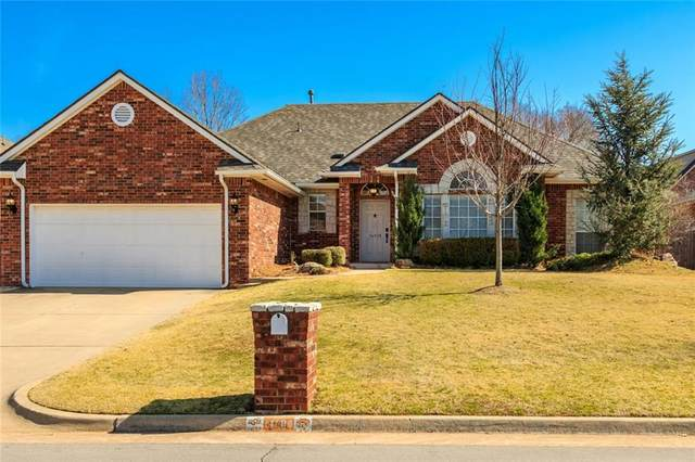 14108 Smithurst Road, Edmond, OK 73013 (MLS #901126) :: ClearPoint Realty