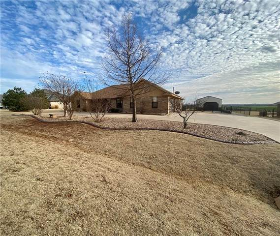 3394 Chuck Wagon Road, Piedmont, OK 73078 (MLS #901135) :: The Oklahoma Real Estate Group