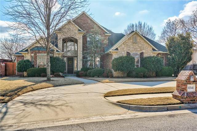 12541 Crick Hollow Court, Oklahoma City, OK 73170 (MLS #901136) :: ClearPoint Realty