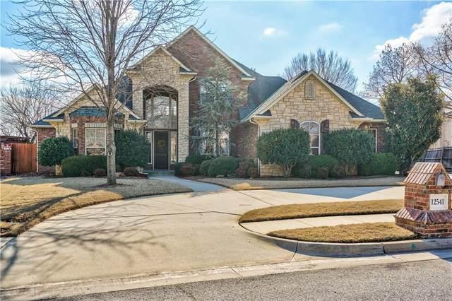 12541 Crick Hollow Court, Oklahoma City, OK 73170 (MLS #901136) :: Homestead & Co