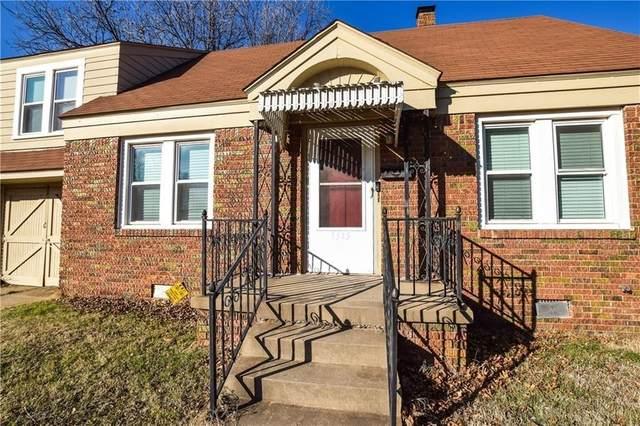 3525 NW 19th Street, Oklahoma City, OK 73107 (MLS #901139) :: Homestead & Co