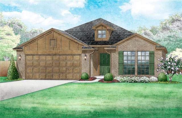 461 Compass Drive, Yukon, OK 73099 (MLS #901149) :: ClearPoint Realty