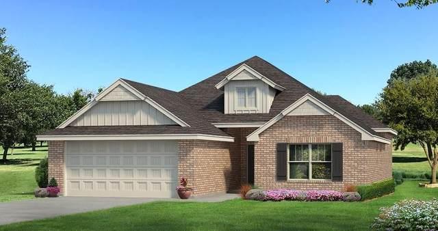 3332 NW 159th Terrace, Edmond, OK 73013 (MLS #901157) :: Keri Gray Homes