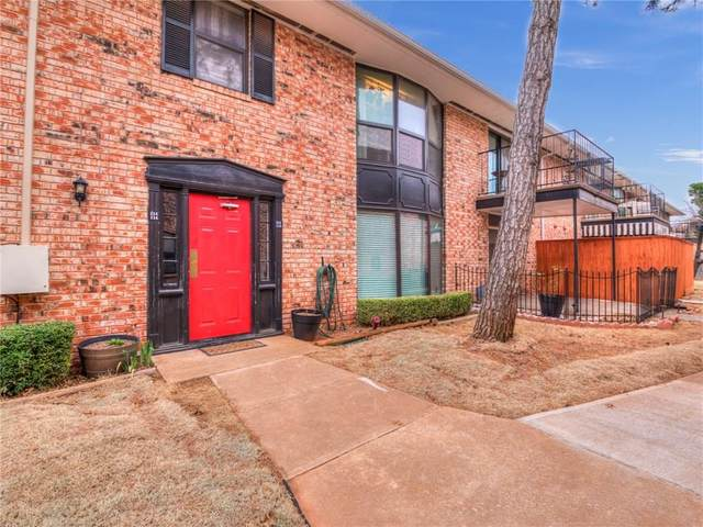 2527 NW 62nd Street #115, Oklahoma City, OK 73112 (MLS #901158) :: ClearPoint Realty