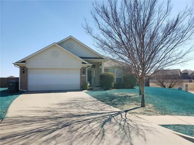 12524 Choctaw Wood Circle, Choctaw, OK 73020 (MLS #901164) :: Keri Gray Homes