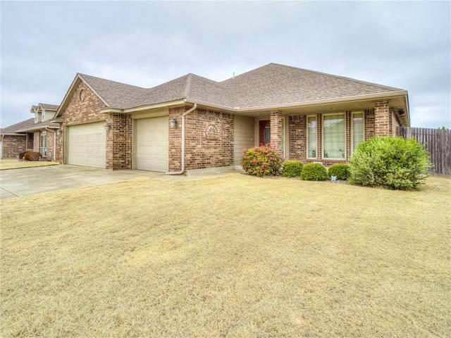 11221 NW 104th Street, Yukon, OK 73099 (MLS #901169) :: The Oklahoma Real Estate Group