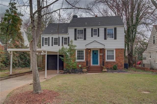 1624 NW 43rd Street, Oklahoma City, OK 73118 (MLS #901172) :: Keri Gray Homes