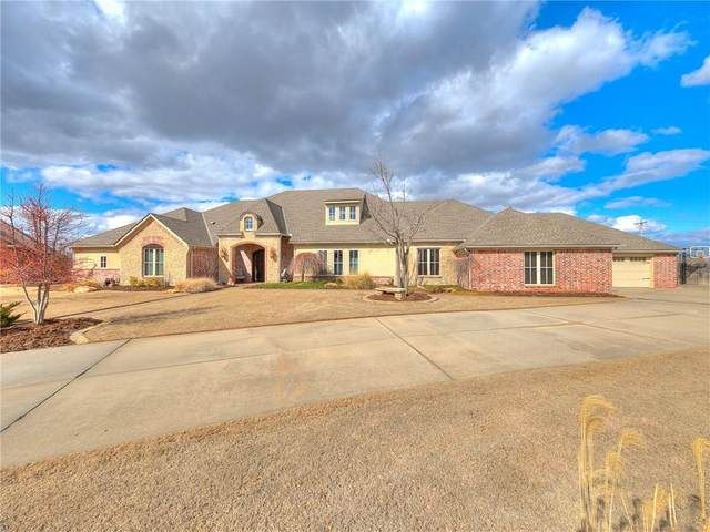 3817 Dalston Circle, Norman, OK 73072 (MLS #901173) :: Erhardt Group at Keller Williams Mulinix OKC