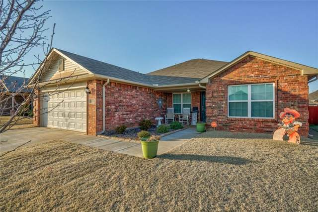 11721 NW 135th Street, Piedmont, OK 73078 (MLS #901186) :: The Oklahoma Real Estate Group