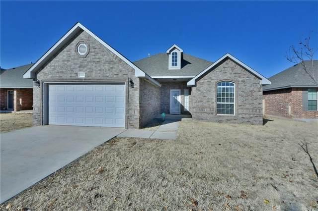9909 SW 23rd Street, Yukon, OK 73099 (MLS #901187) :: The Oklahoma Real Estate Group