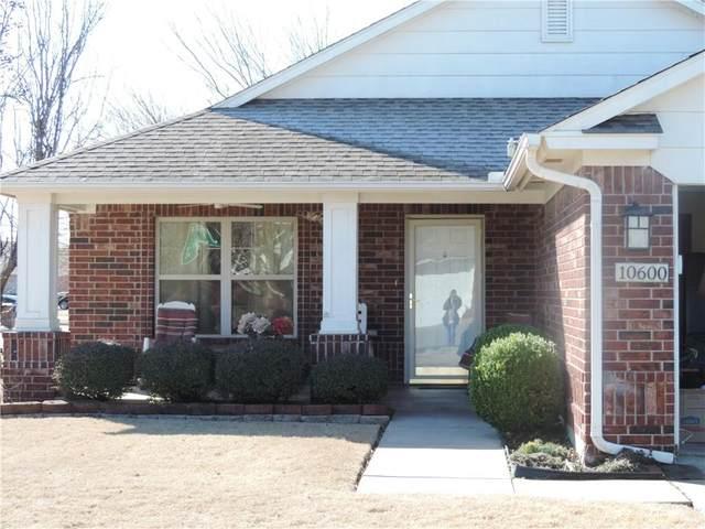 10600 NW 34 Street, Yukon, OK 73099 (MLS #901202) :: The Oklahoma Real Estate Group