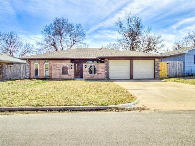 5120 N.W. 20th St., Oklahoma City, OK 73127 (MLS #901215) :: Homestead & Co