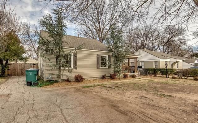 2453 NW 36th Terrace, Oklahoma City, OK 73112 (MLS #901217) :: Erhardt Group at Keller Williams Mulinix OKC