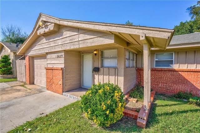 2629 SW 57th Street, Oklahoma City, OK 73119 (MLS #901227) :: Homestead & Co