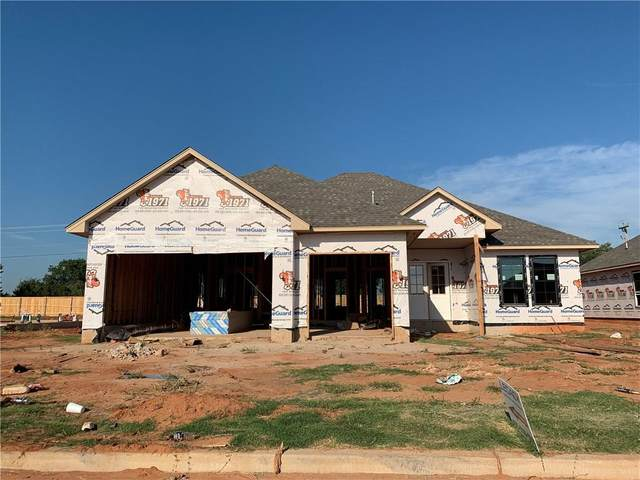 4821 Hambletonian Lane, Mustang, OK 73064 (MLS #901238) :: The Oklahoma Real Estate Group