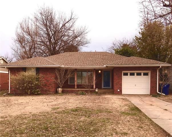 1502 Carlisle Court, Oklahoma City, OK 73120 (MLS #901242) :: The Oklahoma Real Estate Group