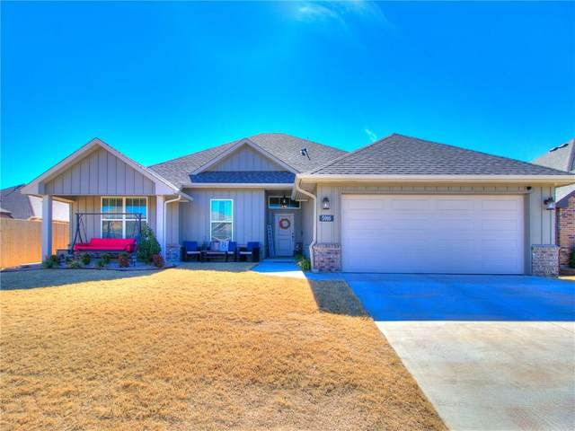 5916 NW 159th Street, Edmond, OK 73013 (MLS #901243) :: Keri Gray Homes