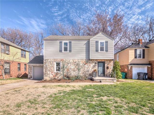4516 N Miller Avenue, Oklahoma City, OK 73112 (MLS #901250) :: Homestead & Co