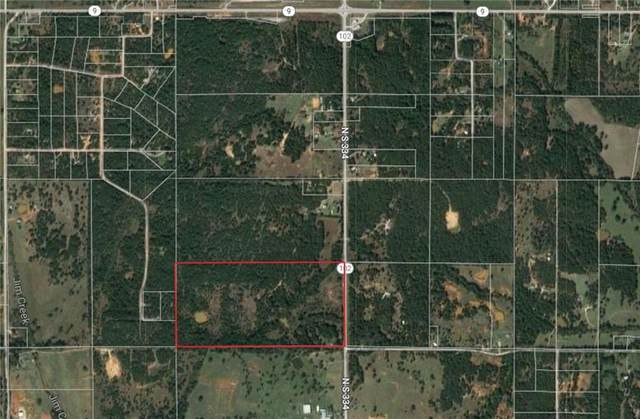 21572 Highway 102 Highway, Tecumseh, OK 74873 (MLS #901252) :: Homestead & Co