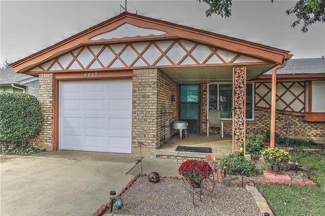 2717 SW 82 Street, Oklahoma City, OK 73159 (MLS #901263) :: The Oklahoma Real Estate Group