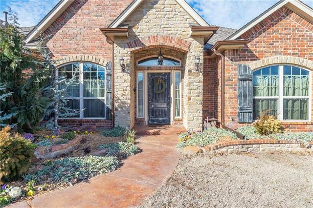 4013 Carrington Place, Norman, OK 73072 (MLS #901271) :: The Oklahoma Real Estate Group