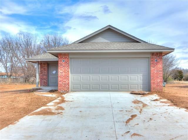 4122 Bonaparte Boulevard, Midwest City, OK 73110 (MLS #901289) :: The Oklahoma Real Estate Group