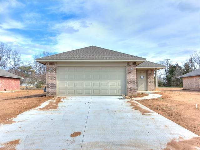 4126 Bonaparte Boulevard, Oklahoma City, OK 73110 (MLS #901291) :: The Oklahoma Real Estate Group