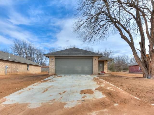 4200 Bonaparte Boulevard, Oklahoma City, OK 73110 (MLS #901292) :: The Oklahoma Real Estate Group